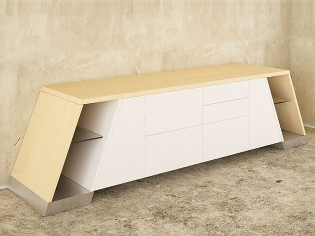 Picture of Baltoro Contemporary Credenza
