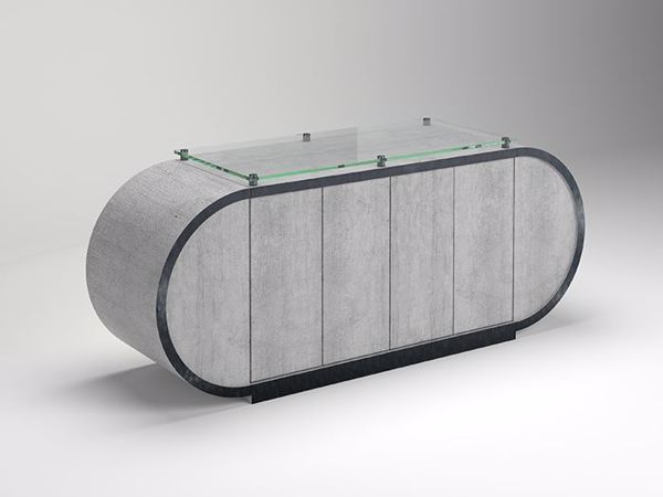 Picture of Scarsdale Contemporary Credenza