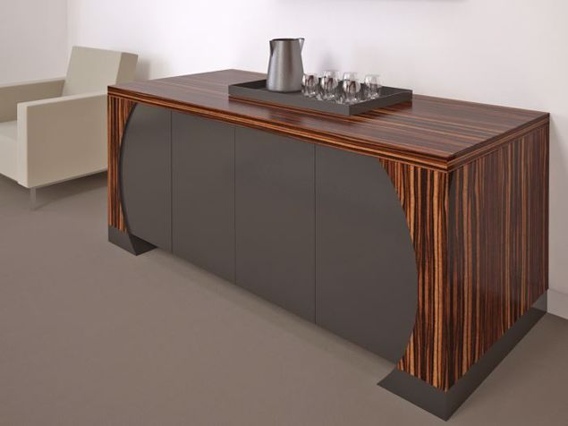 Picture of Zabano Contemporary Credenza