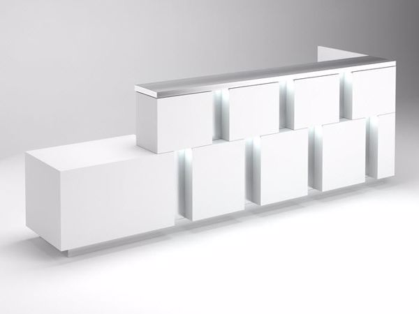 Colorada Modern Reception Desk 90 Degrees Office Conceptsmodern Style Office Furniture Your Way 90 Degree Office Concepts