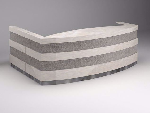 Picture of Denver Modern Reception Desk