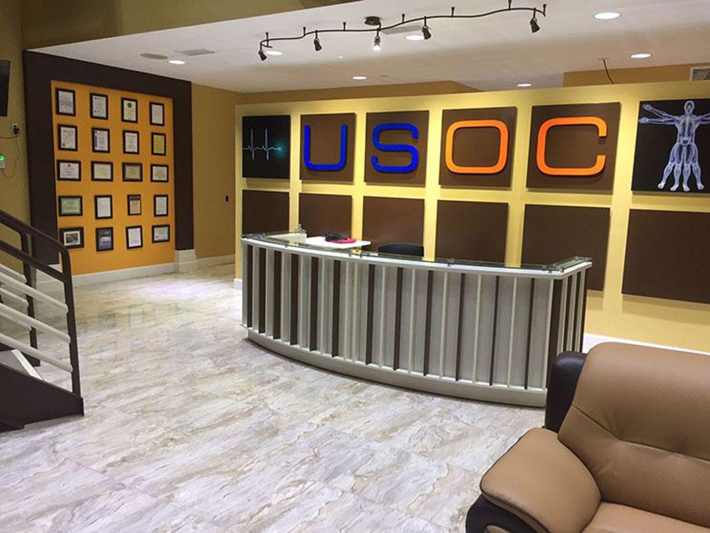 USOC Customer Story