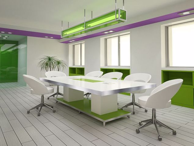 Toledo Modern Conference Table