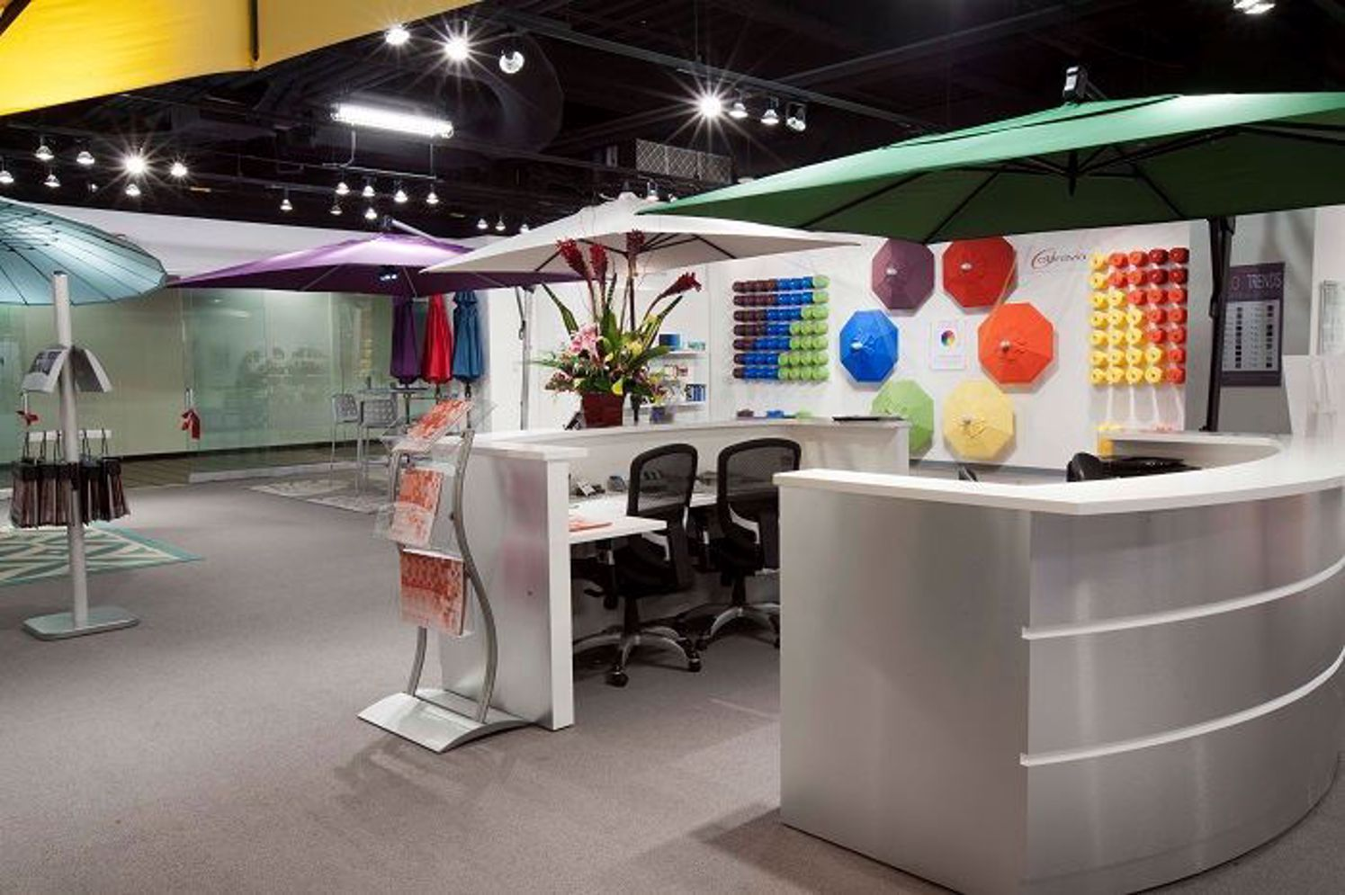 Modern Reception Areas: How Design Flexibility is Changing the Landscape of Business Thinking