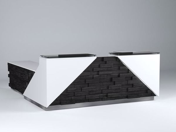 Reno Modern Reception Desk