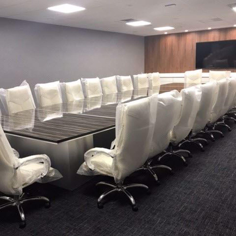 Catholic Charities Turn to Modern Office Furniture.