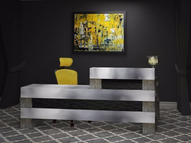 Corpus Cristi Modern Reception Desk