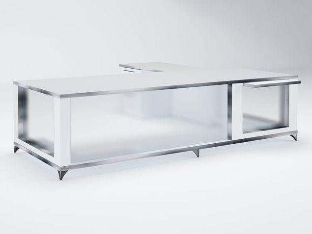 Indiana Modern Executive Desk