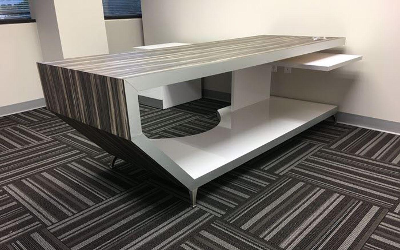 Custom Services, LLC Gets a New Modern Office