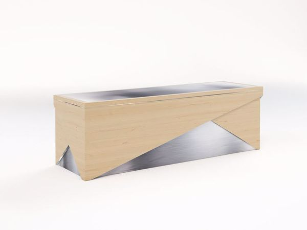 Umbria Modern Executive Desk