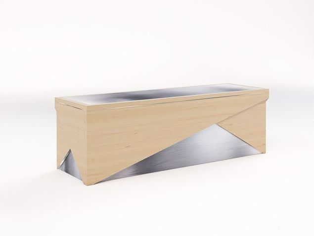 Umbria Modern Executive Desk