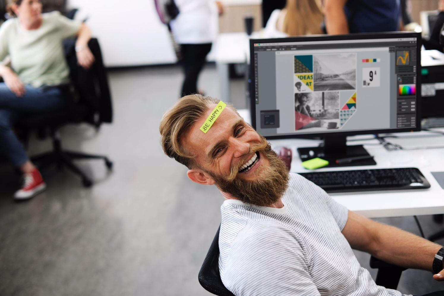 Change Your Office Environment—Change Your Life