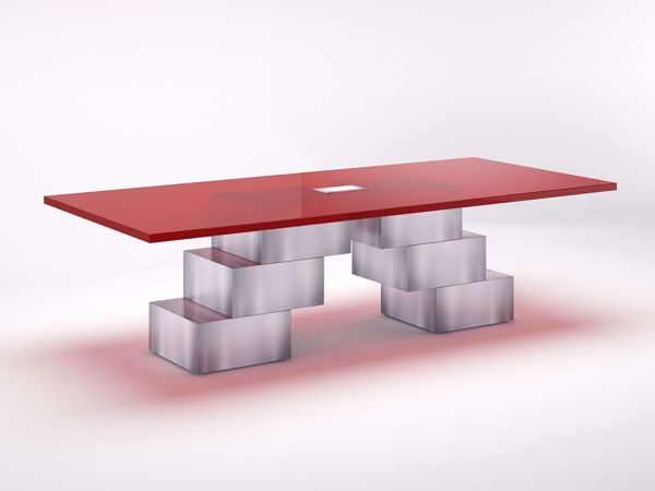 Michigan Modern Conference Table