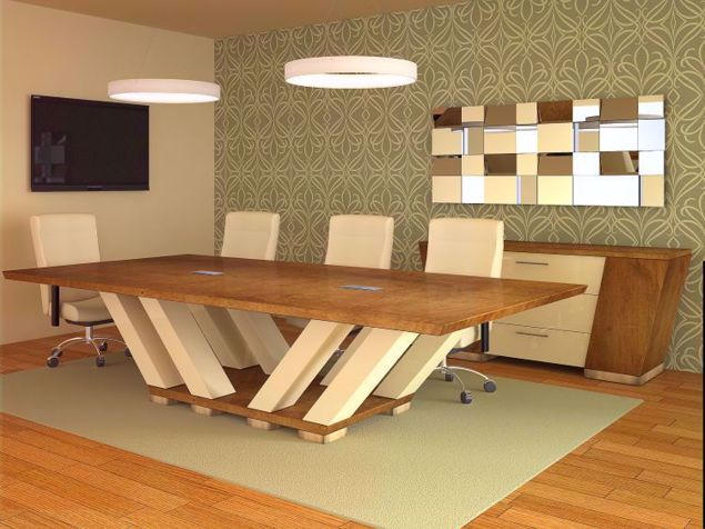 Lafayette Modern Conference Table