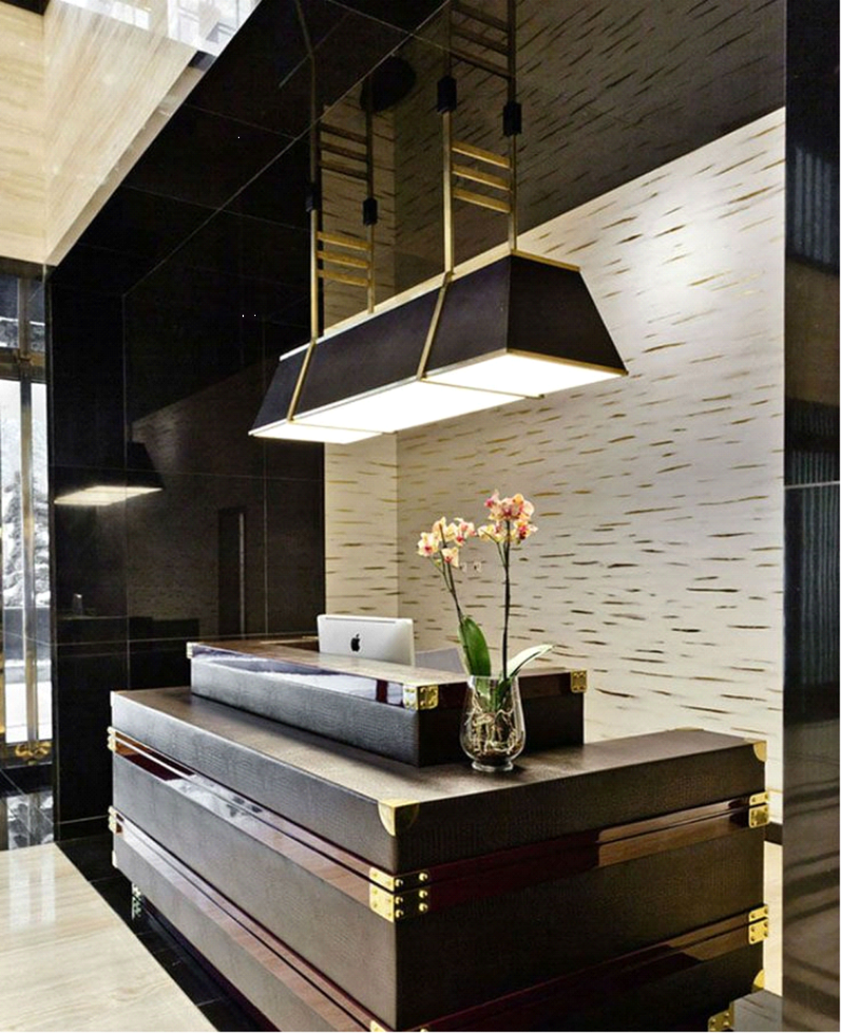 Design Inspiration for Your Modern Office Reception Space