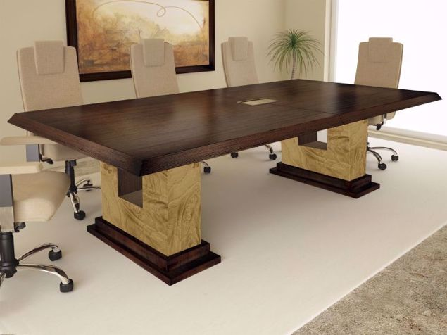 Boise Modern Conference Table (main)