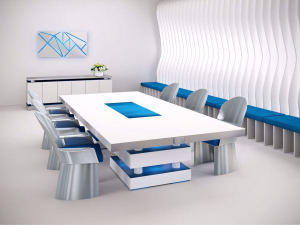 Monaco Modern Conference Table
