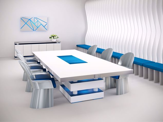 Monaco Modern Conference Table
