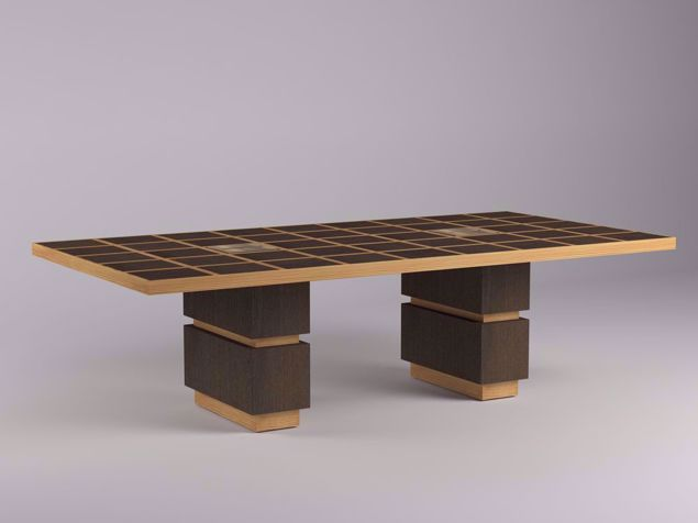 Trenton Modern Conference Table