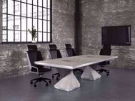 Mateo Modern Conference Table-Room Scene