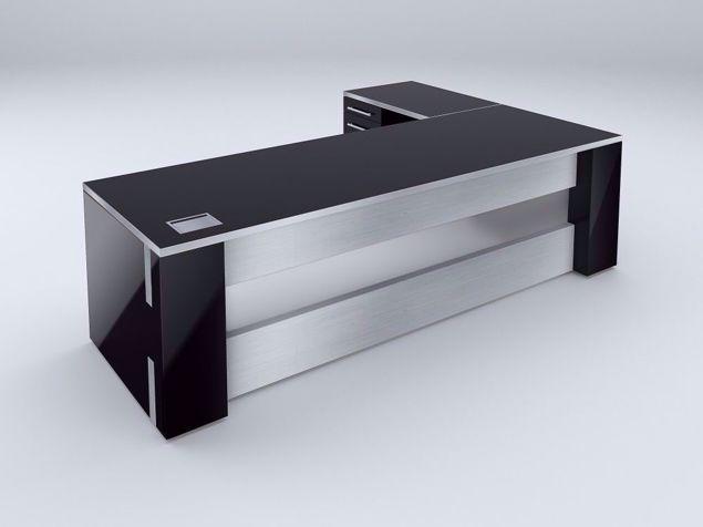 AmalfiModern Executive Desk
