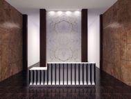 Lazio Modern Reception Desk