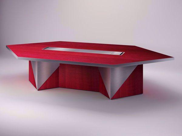 Santorini Modern Conference Table