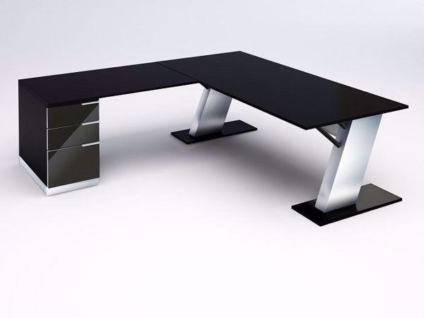 Picture of Williamsburg Modern Executive Desk - copy