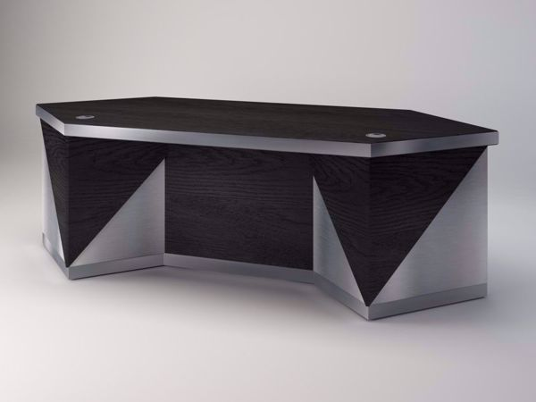 Santorini Modern Executive Desk