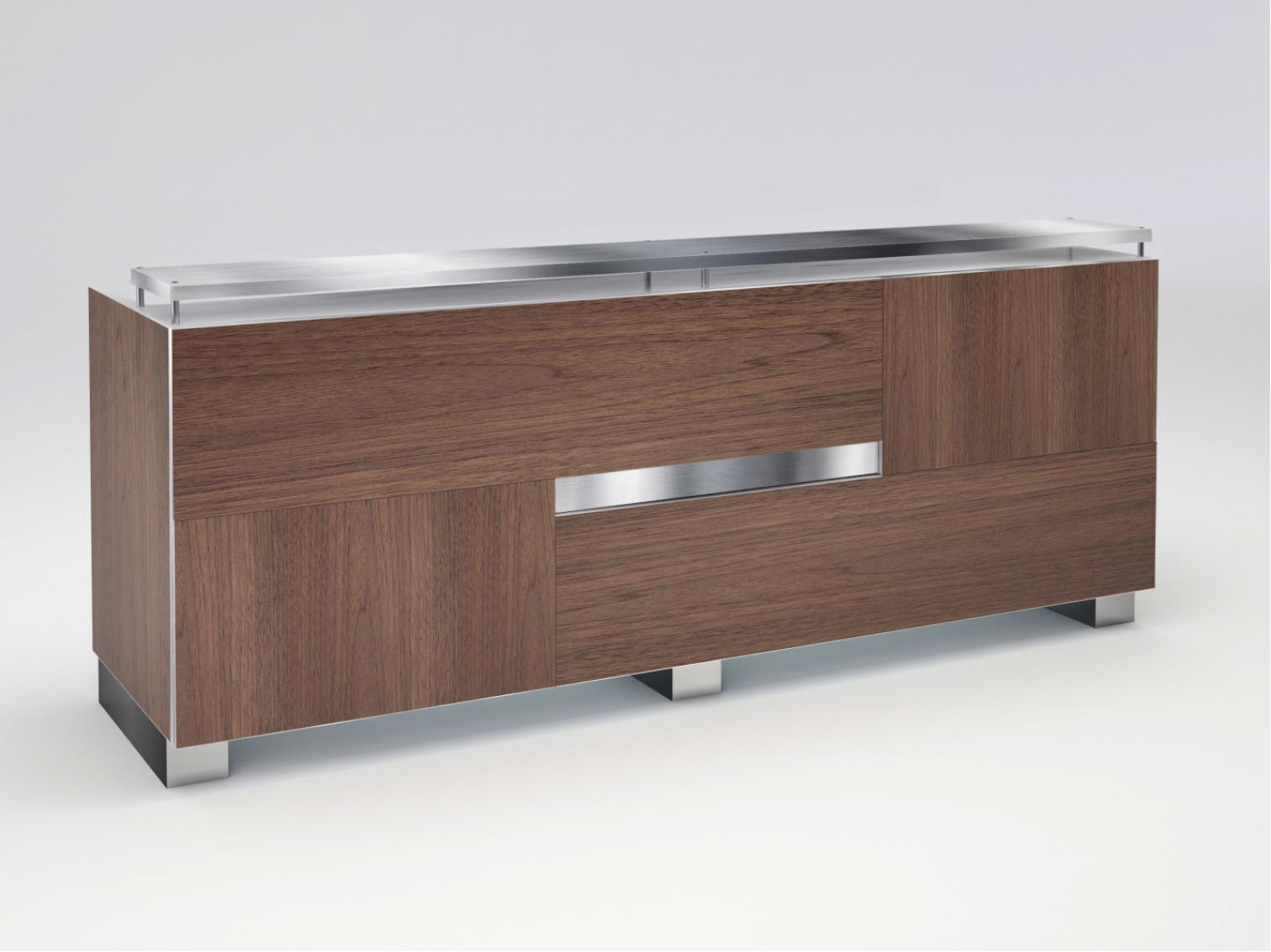 Savannah Modern Reception Desk